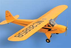 "WORLD PIPER J-3 CUB 104""  1/4 Scale(ARF)"