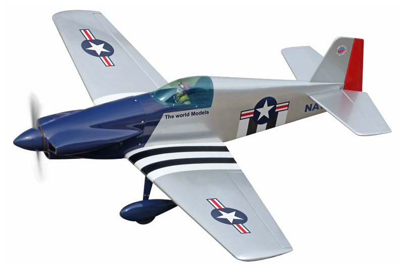 WORLD MODEL Midget Mustang  60""