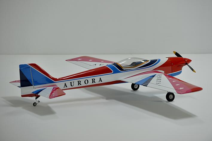 Phoenix Aurora  GP/EP  .46-.55 ARF (1500mm)