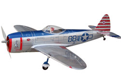 World Model P-47D THUNDERBOLT EP  1000mm