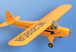 World Model Piper J-3 Cub 1/5  - 2130mm