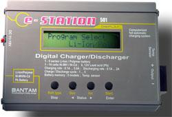 e-Station 501 급속 충,방전기