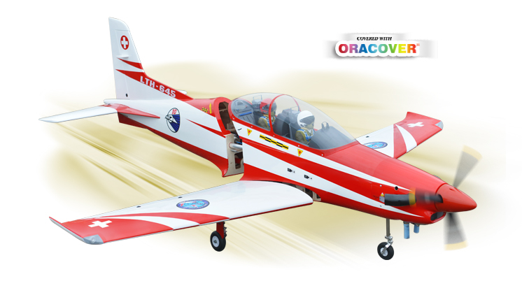 Phoenix Pilatus PC21 180/30cc (1740mm)