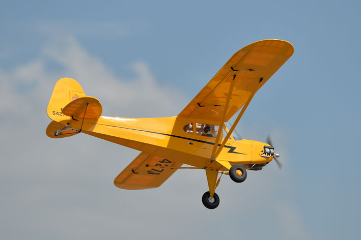 Phoenix  Piper Cub EP/GP  1.20/20cc (2300mm)
