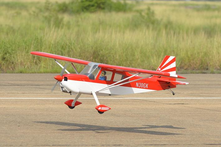 Phoenix Decathlon EP/GP 120/20cc  (2300mm)