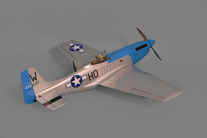 Phoenix Mustang P51 .60~91  (1572mm) - 특가상품