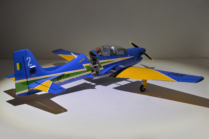 Phoenix Tucano 60cc급  EP/GP 23% scale (2567mm)