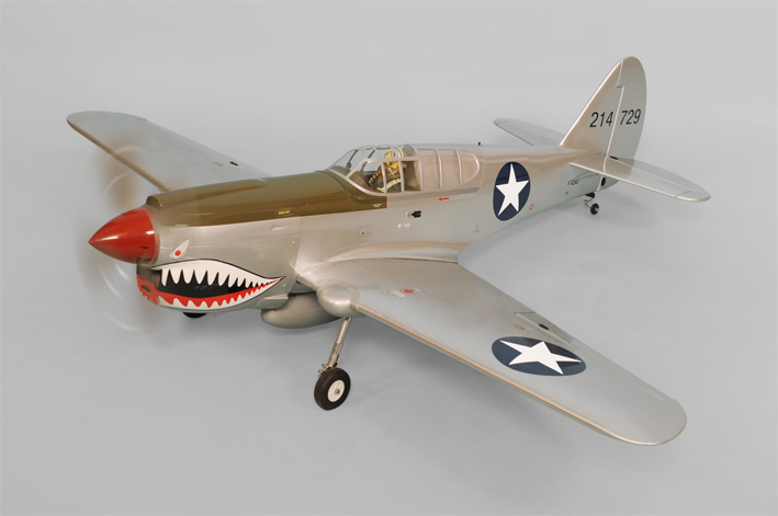 Phoenix  P-40 Kitty Hawk  GP/EP  90 or 20cc�� (1615mm) - Ư����ǰ