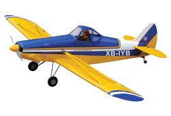 World Model 1/6 Piper PA-25 Pawnee - ARF 1830mm