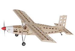 World Model  Pilatus PC-6 Porter 40 - Balsa Kit  1625mm