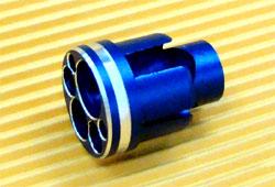 Brico DLE 20RA 가솔린 엔진용 소음기(2개 한세트)