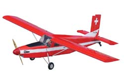 World Model 50cc Pilatus PC-6 Porter - 3175mm