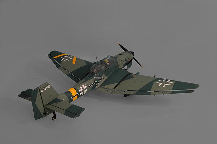 Phoenix  Stuka Ju87  GP/EP  50-60cc 2400mm