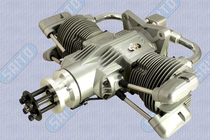 Saito Engine  FG-100TS   w/Muffler/Ignition