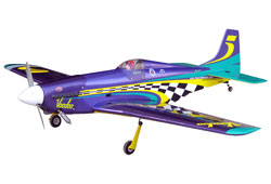 World Model VOODOO MUSTANG - 46  1460mm