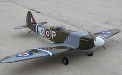 WORLD MODEL Spitfire - 60
