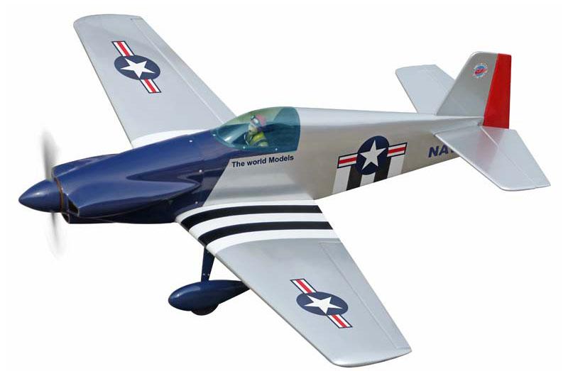 """WORLD MODEL Midget Mustang  60"""""""
