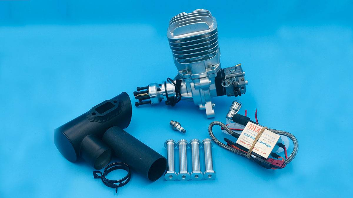 DL Power DL 65cc 가솔린 엔진