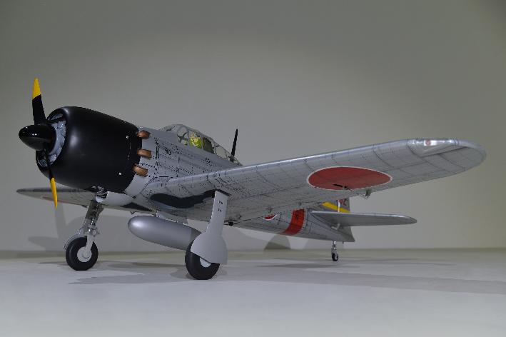 Phoenix Zero A6M  GP/EP .120/20cc (1720mm)