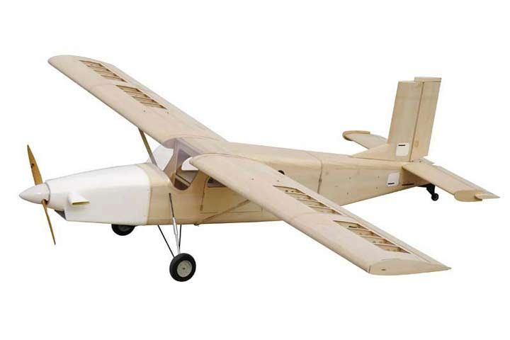 World Model 50cc Pilatus PC-6 Porter(ARC) 발사조립완성키트  - 3175mm