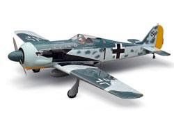 World Model Focke-Wulf  190A  -  1485mm(전동 리트렉터 포함)