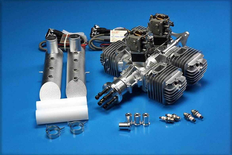 DL Power DLE 222cc 가솔린 엔진