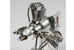 Saito 가솔린 FG-60R3 w/Muffler/Ignition