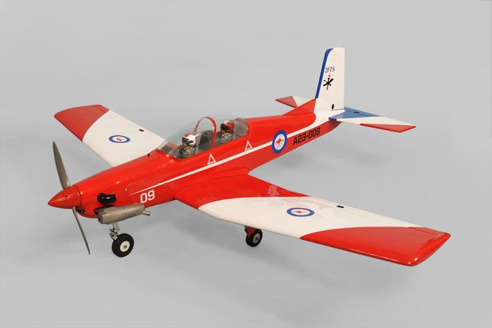 Phoenix PC-9 Pilatus GP/EP Scale 1/7  50급 (1490mm)
