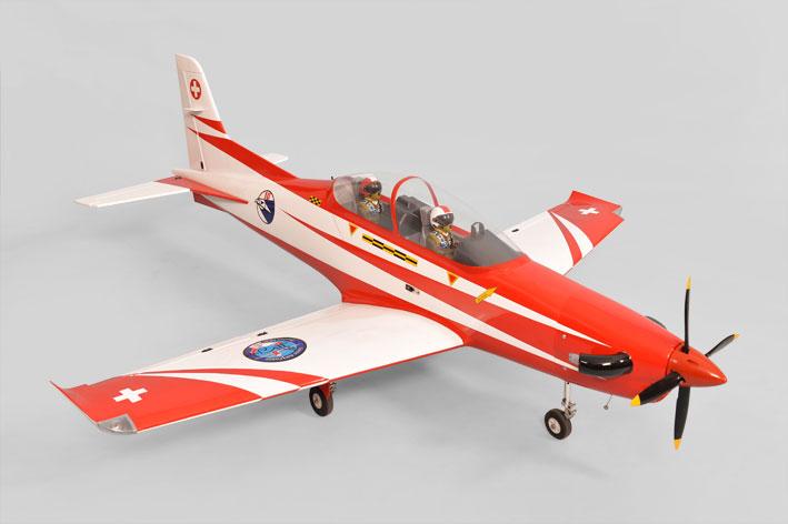 Phoenix  PC21 Pilatus GP/EP 90/15-20cc  1450mm
