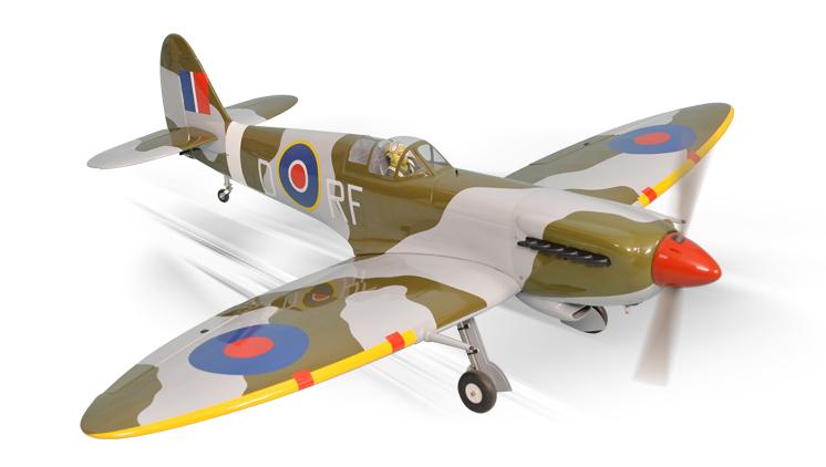 Phoenix  Spitfire  20-30cc GP/EP 1800mm - 특가판매