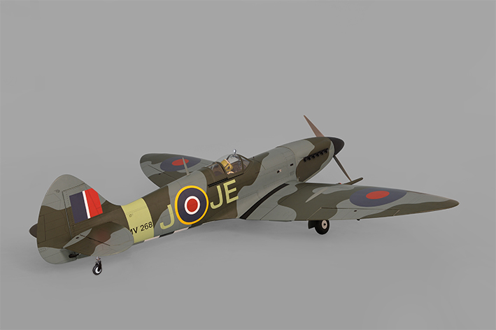 Phoenix  Spitfire EP/GP  50-61cc  2410mm
