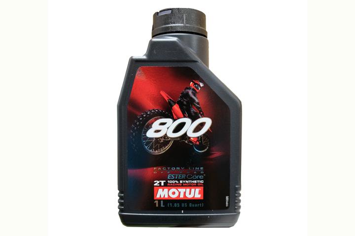 Motul 모튤 800 2T 엔진오일