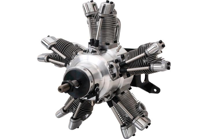 Saito 가솔린 FG-73R5 w/Muffler/Ignition